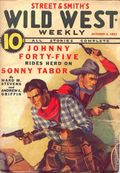 Wild West Weekly (1927-1943 Street & Smith) Pulp Vol. 114 #2