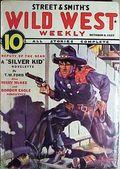 Wild West Weekly (1927-1943 Street & Smith) Pulp Vol. 114 #3