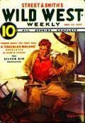 Wild West Weekly (1927-1943 Street & Smith) Pulp Vol. 115 #2
