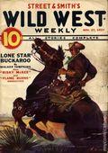 Wild West Weekly (1927-1943 Street & Smith) Pulp Vol. 115 #4