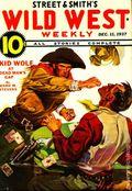 Wild West Weekly (1927-1943 Street & Smith) Pulp Vol. 115 #6
