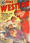 Dime Western Magazine (1932-1954 Popular Publications) Vol. 7 #1