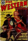 Dime Western Magazine (1932-1954 Popular Publications) Vol. 8 #2