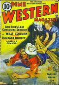 Dime Western Magazine (1932-1954 Popular Publications) Vol. 24 #3