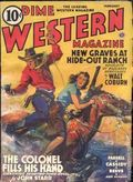 Dime Western Magazine (1932-1954 Popular Publications) Pulp Vol. 26 #2