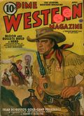 Dime Western Magazine (1932-1954 Popular Publications) Vol. 29 #4