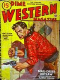 Dime Western Magazine (1932-1954 Popular Publications) Pulp Vol. 45 #1