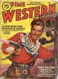 Dime Western Magazine (1932-1954 Popular Publications) Pulp Vol. 45 #2