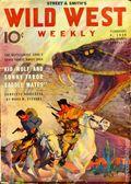 Wild West Weekly (1927-1943 Street & Smith) Pulp Vol. 125 #6