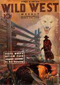 Wild West Weekly (1927-1943 Street & Smith) Pulp Vol. 126 #4