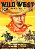 Wild West Weekly (1927-1943 Street & Smith) Pulp Vol. 127 #5