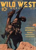 Wild West Weekly (1927-1943 Street & Smith) Pulp Vol. 129 #5