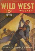 Wild West Weekly (1927-1943 Street & Smith) Pulp Vol. 132 #2