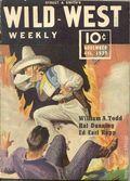 Wild West Weekly (1927-1943 Street & Smith) Pulp Vol. 132 #3