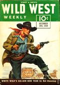 Wild West Weekly (1927-1943 Street & Smith) Pulp Vol. 133 #5