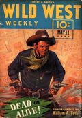 Wild West Weekly (1927-1943 Street & Smith) Pulp Vol. 136 #6