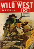 Wild West Weekly (1927-1943 Street & Smith) Pulp Vol. 141 #3