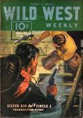 Wild West Weekly (1927-1943 Street & Smith) Pulp Vol. 141 #4
