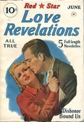 Red Star Love Revelations (1940-1941 Frank A. Munsey) Pulp Vol. 1 #1