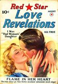 Red Star Love Revelations (1940-1941 Frank A. Munsey) Pulp Vol. 1 #2