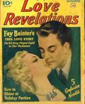 Red Star Love Revelations (1940-1941 Frank A. Munsey) Pulp Vol. 1 #4