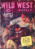 Wild West Weekly (1927-1943 Street & Smith) Pulp Vol. 142 #5