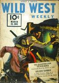 Wild West Weekly (1927-1943 Street & Smith) Pulp Vol. 144 #3