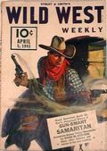 Wild West Weekly (1927-1943 Street & Smith) Pulp Vol. 144 #5