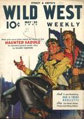 Wild West Weekly (1927-1943 Street & Smith) Pulp Vol. 145 #6