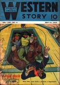 Wild West Weekly (1927-1943 Street & Smith) Pulp Vol. 146 #1
