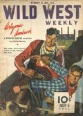 Wild West Weekly (1927-1943 Street & Smith) Pulp Vol. 146 #6