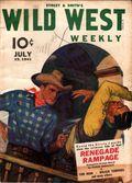 Wild West Weekly (1927-1943 Street & Smith) Pulp Vol. 147 #2