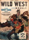 Wild West Weekly (1927-1943 Street & Smith) Pulp Vol. 147 #3