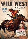 Wild West Weekly (1927-1943 Street & Smith) Pulp Vol. 148 #4