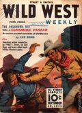 Wild West Weekly (1927-1943 Street & Smith) Pulp Vol. 148 #5