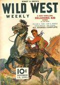 Wild West Weekly (1927-1943 Street & Smith) Pulp Vol. 150 #1