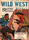 Wild West Weekly (1927-1943 Street & Smith) Pulp Vol. 150 #2