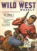 Wild West Weekly (1927-1943 Street & Smith) Pulp Vol. 150 #3