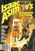 Asimov's Science Fiction (1977-1992 Dell Magazines) Vol. 2 #1