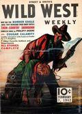 Wild West Weekly (1927-1943 Street & Smith) Pulp Vol. 152 #1