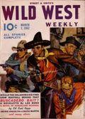 Wild West Weekly (1927-1943 Street & Smith) Pulp Vol. 152 #5