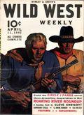Wild West Weekly (1927-1943 Street & Smith) Pulp Vol. 153 #4