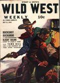 Wild West Weekly (1927-1943 Street & Smith) Pulp Vol. 155 #5