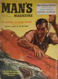 Man's Magazine (1952-1976) Vol. 1 #2