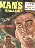 Man's Magazine (1952-1976) Vol. 1 #3