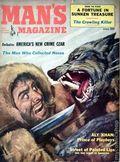 Man's Magazine (1952-1976) Vol. 1 #4