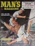 Man's Magazine (1952-1976) Vol. 1 #5