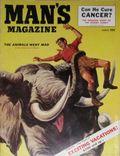 Man's Magazine (1952-1976) Vol. 1 #6