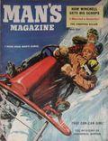 Man's Magazine (1952-1976) Vol. 2 #2