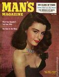 Man's Magazine (1952-1976) Vol. 2 #4